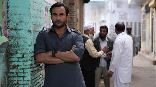 The incredibly credible Saif