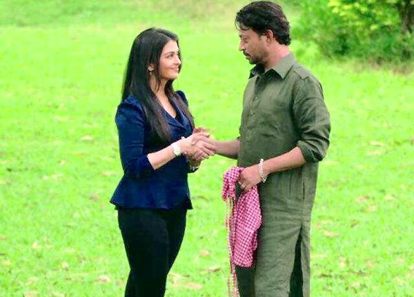 Aishwarya and Irrfan try to make sense of it all
