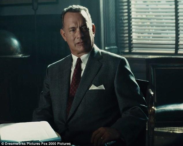 Tom Hanks nails it, deep and proper.