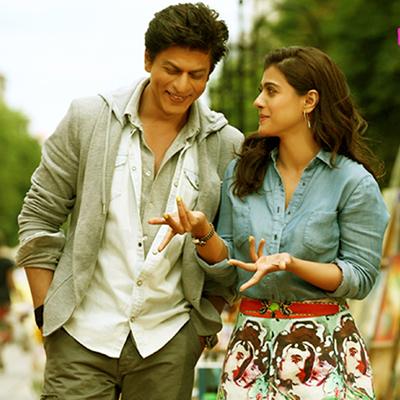 The SRK-Kajol magic works, and how