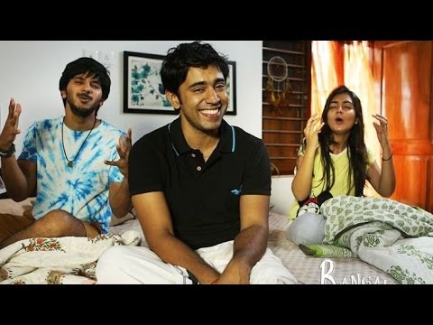 Dulquer Salmaan, Nivin Pauly, Nazriya Nazim - that's what cousins are for