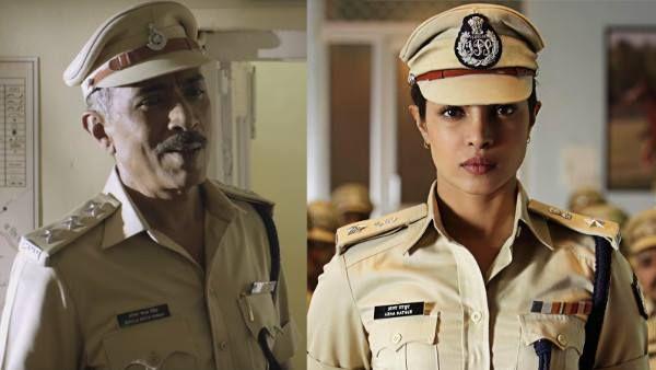Prakash Jha, Priyanka Chopra - I just might have more scenes than you