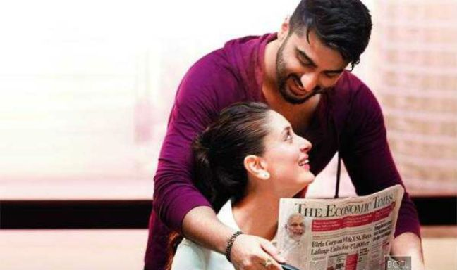 Arjun, Kareena - breakfast times
