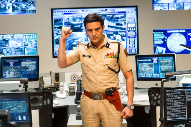 Jimmy Shergill - unwilling leader