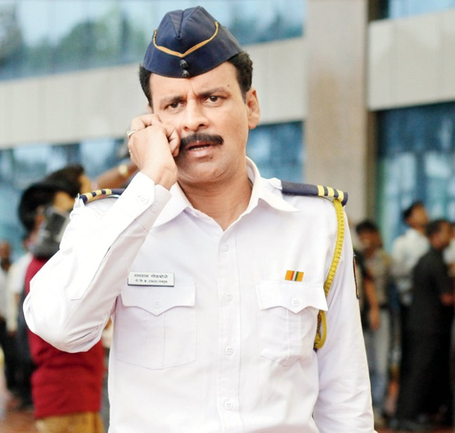 Manoj Bajpai - when duty calls