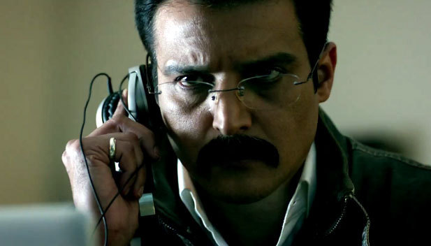 Jimmy Shergill - suavely sure