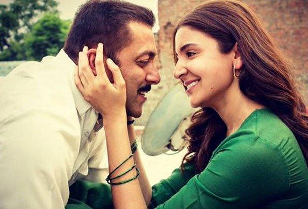 Salman Khan, Anushka Sharma - sparks off the marks
