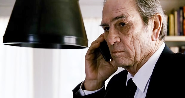 Tommy Lee Jones - director to direct her