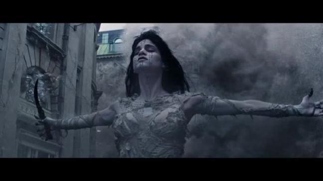 Sofia Boutella- Kicking Up a Storm