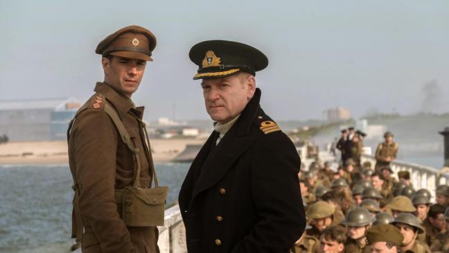 James D'Arcy, Kenneth Branagh - a mole too far