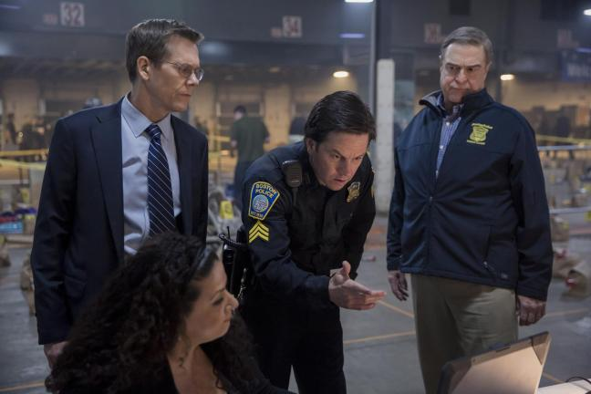 Kevin Bacon, Mark Wahlberg, John Goodman reconstruct the attack